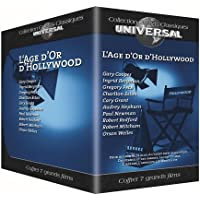 L'âge d'or d'Hollywood : Pour qui sonne le glas / A l'Ouest rien de nouveau / Du silence et des ombres / La Soif du mal / Charade / L'Arnaque / Les Nerfs à vif (1962) - Coffret 7 DVD