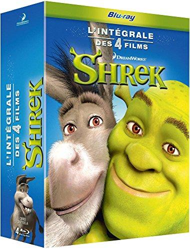 Shrek - La Méga Intégrale [Francia] [Blu-ray]