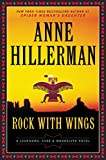 Front cover for the book Rock with Wings by Anne Hillerman