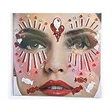 Gesichts Tattoo Face Art Halloween Karneval Clown