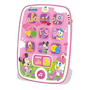Clementoni Pad Electronic minnie multicoloured