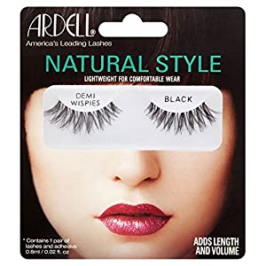 Ardell Fashion Lashes Demi Wispies Black - Pack of 2