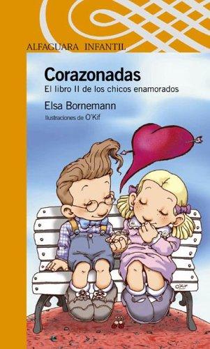 Corazonadas por Elsa Bornemann