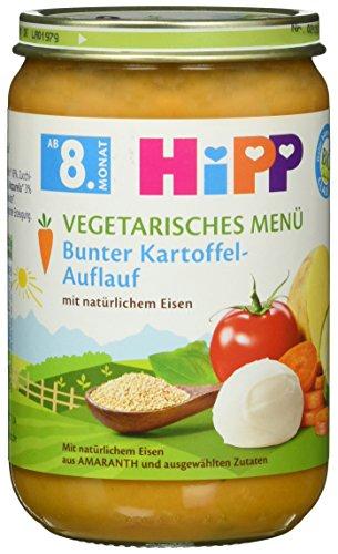 Preisvergleich Produktbild Hipp Bunter Kartoffel-Auflauf,  6er Pack (6 x 220 g)