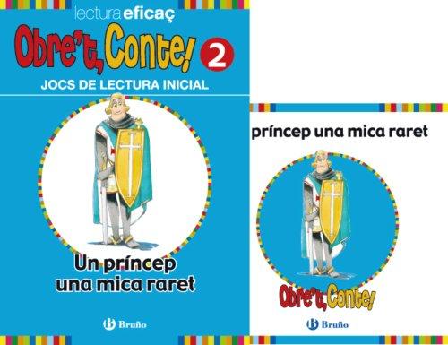 Obre't, conte! Un príncep una mica raret (Català - Material Complementari - Obre¿T, Conte!) - 9788421664711