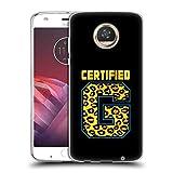 Head Case Designs Offizielle WWE Certified G Enzo and Big Cass Soft Gel Hülle für Motorola Moto Z2 Play