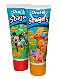 Oral-B PRO-EXPERT Stages Kinderzahncreme Mickey Minnie 75 ml