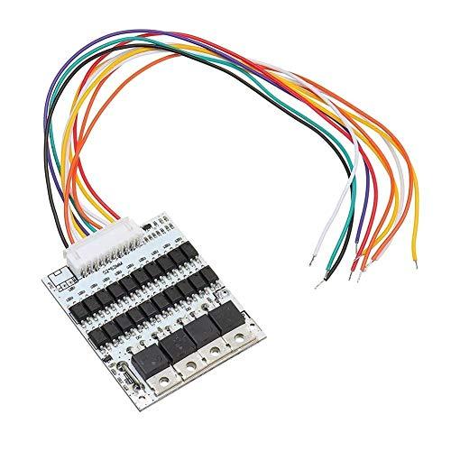 WUX698 10S 36V 40A 18650 Li-Ionen-Lithium-Zellen-Batterieschutz-BMS-Leiterplatte mit Funktion zum Schutz vor Überladung/Überentladung/Kurzschluss