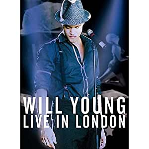 Will Young: Live In London [DVD]