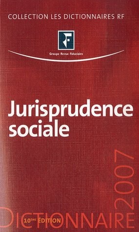 Jurisprudence sociale