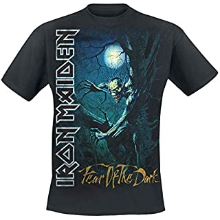 Iron Maiden Fear of the dark T-shirt noir XL