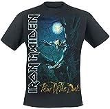 Iron Maiden Fear Of The Dark T-Shirt schwarz L