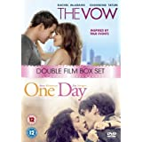 The Vow/One Day [DVD] by Rachel McAdams