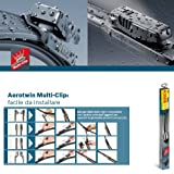Bosch 3397008571 Aerotwin AM-24, Spazzole Tergicristallo, 600 mm