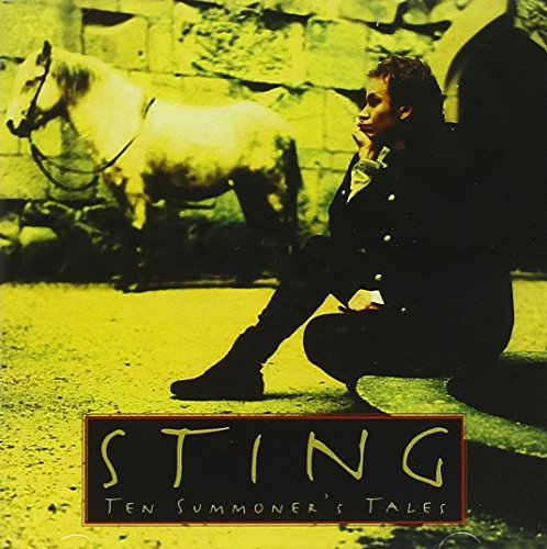 Sting: Ten Summoner's Tales (Audio CD)