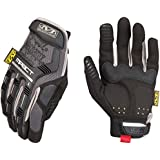 Mechanix Wear MPACT M-PACT Gloves WOMEN'S LARGE Black