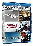 Locandina Matt Damon Collec. (Box 3 Br The Bourne Identity,Elysium,I Guardiani Del Destino