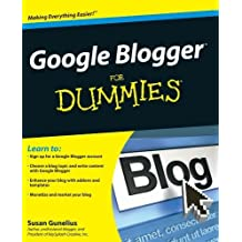 Google Blogger For Dummies by Susan Gunelius (2009-02-03)