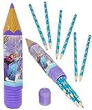alles-meine.de GmbH Stifte Set Buntstifte - mit Stiftebox -  Disney die Eiskönigin - Frozen  - B..