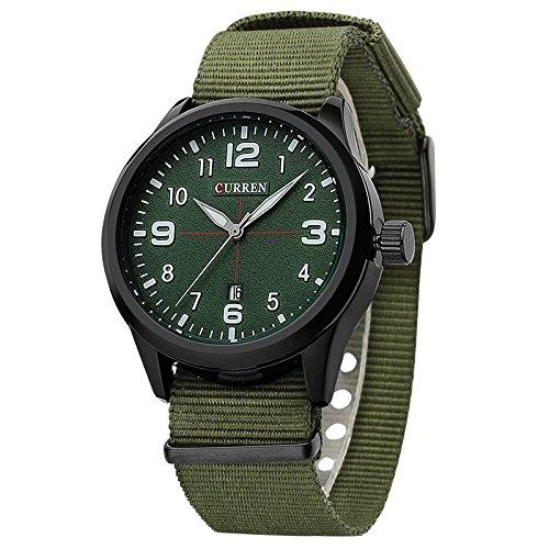 sports-style-militaire-montre-green-strap-toile-pour-homme-vert-montre-etanche-etanche-avec-affichag