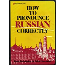 How to Pronounce Russian Correctly with Book