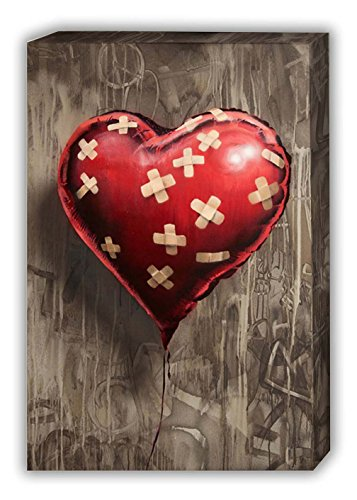 bandaid-palloncino-a-forma-di-cuore-decorazione-da-parete-motivo-banksy-canvas-prints-8128-x-24-cm-x