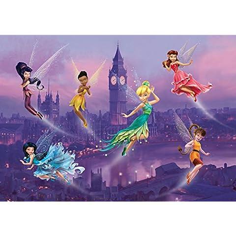 Trilli Disney Fairies in London Decorazione Murales
