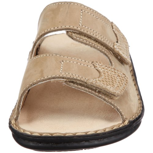 Hans Herrmann Collection Parma 026501-30 Damen Clogs & Pantoletten Beige/Beige