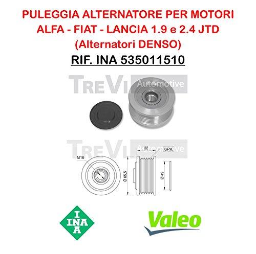 Pompa acqua Trevi Automotive codice KD1089AFREE Kit Distribuzione