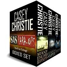 SAS Para-Ops: The First Trilogy - SAS Para-Ops Books #1, #2 & #3 (SAS Para-Ops Box Sets) (English Edition)