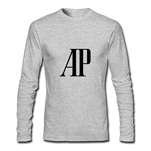 audemars-piguet-logo-ap-for-2016-boys-girls-printed-long-sleeve-tops-t-shirts