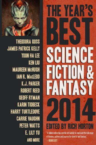 The Year's Best Science Fiction & Fantasy 2014 Edition (English Edition)