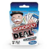 Monopoly Deal Card Game, Multi-Colour