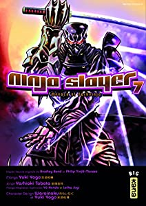 Ninja Slayer Edition simple Tome 7
