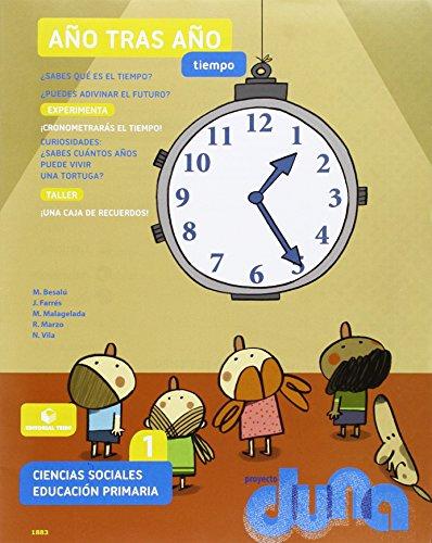 Tiempo. Ciencias sociales 1. Proyecto Duna - 9788430718832