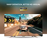 UGREEN 40213 VGA TO HDMi Video Converter with Audio Support 1080P Black