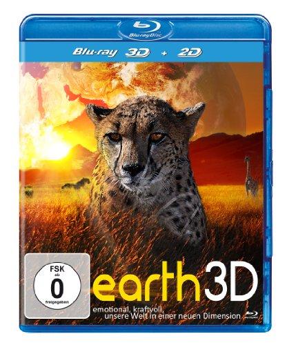 Earth 3D [3D Blu-ray] (Bilder Der Erde Globale)