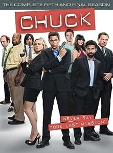 Chuck  - Season 5 [DVD] [2012]