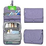 Mardingtop Kulturbeutel Reise Kulturtasche Kosmetiktasche Zum Aufhaengen Waschtasche für Damen, Herren und Kinder (Lavendel)