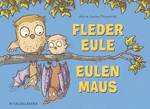 Cover des Mediums: Fledereule Eulenmaus