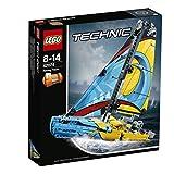 LEGO Technic 42074 - Rennyacht, Set für geübte Baumeister