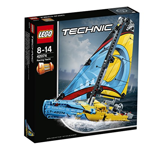 LEGO 42074 Technic Racing Yacht Best Price and Cheapest