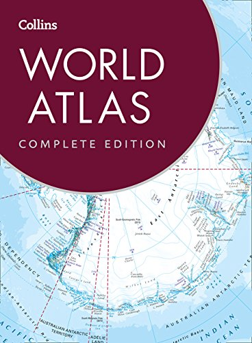 Collins World Atlas: Complete Edition por Collins Maps