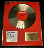 ONE DIRECTION/LTD. EDITION CD GOLD DISC/RECORD/UP ALL NIGHT