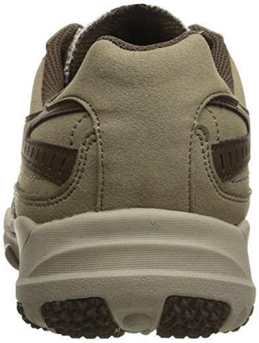 Skechers Larson - Almelo Hommes Synthétique Baskets Taupe