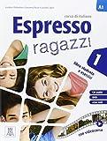 Espresso Ragazzi: Libro studente e esercizi + CD audio + DVD 1