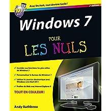 WINDOWS 7 2ED POUR LES NULS