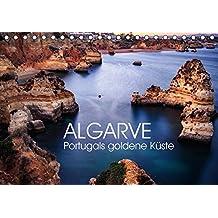 Algarve - Portugals goldene Küste (Tischkalender 2018 DIN A5 quer): Eine Fotoreise entlang Portugals Südküste (Monatskalender, 14 Seiten ) (CALVENDO Orte) [Kalender] [Apr 07, 2017] Thoermer, Val