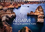 Algarve - Portugals goldene Küste (Tischkalender 2018 DIN A5 quer): Eine Fotoreise entlang Portugals Südküste (Monatskalender, 14 Seiten ) (CALVENDO Orte) [Kalender] [Apr 07, 2017] Thoermer, Val - Val Thoermer