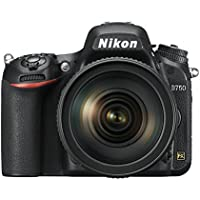 Cámara réflex Nikon D750+ 24–120mm f/4G ED VR